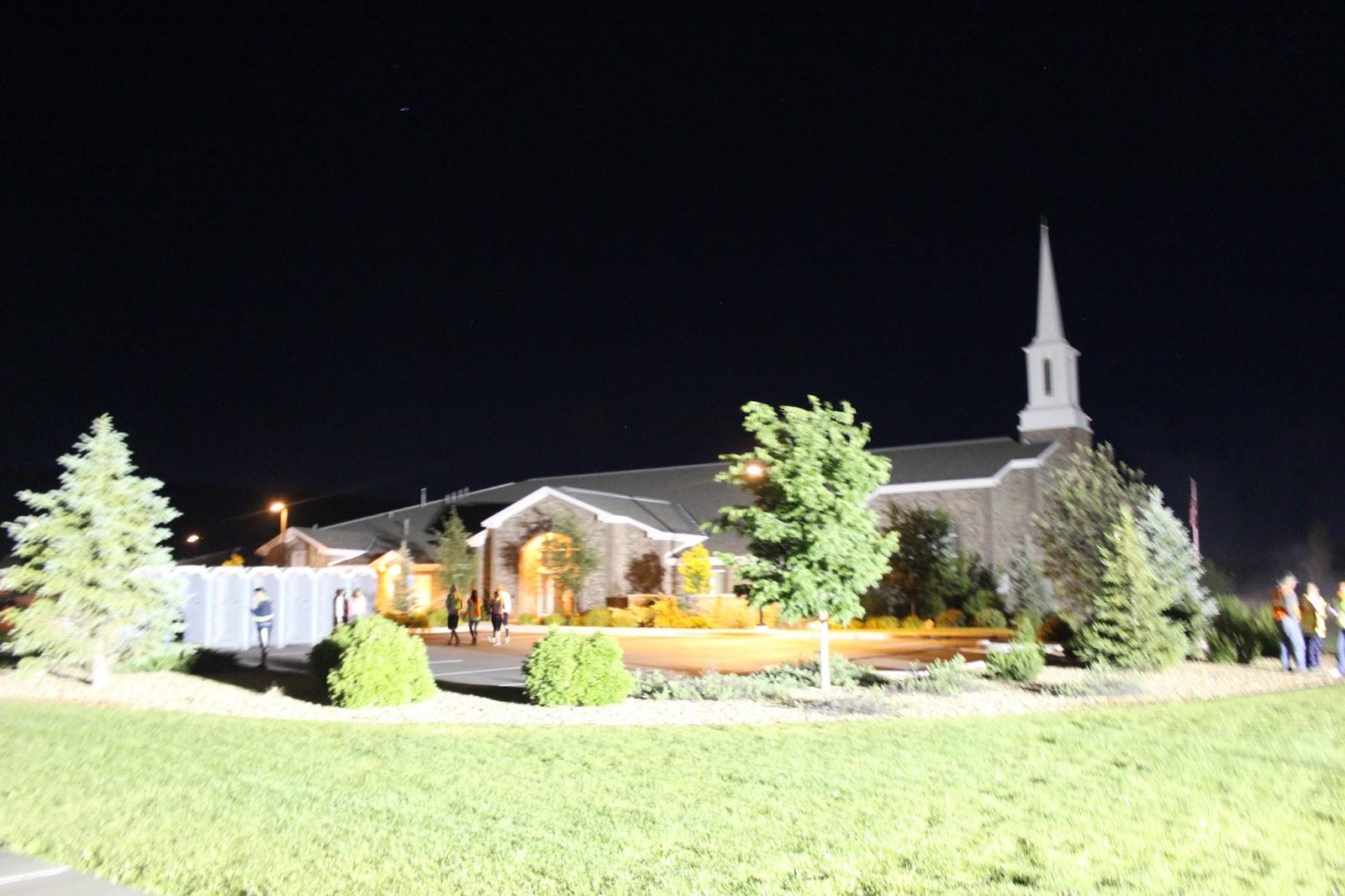 LDS Chapel - Ragnar Exchange