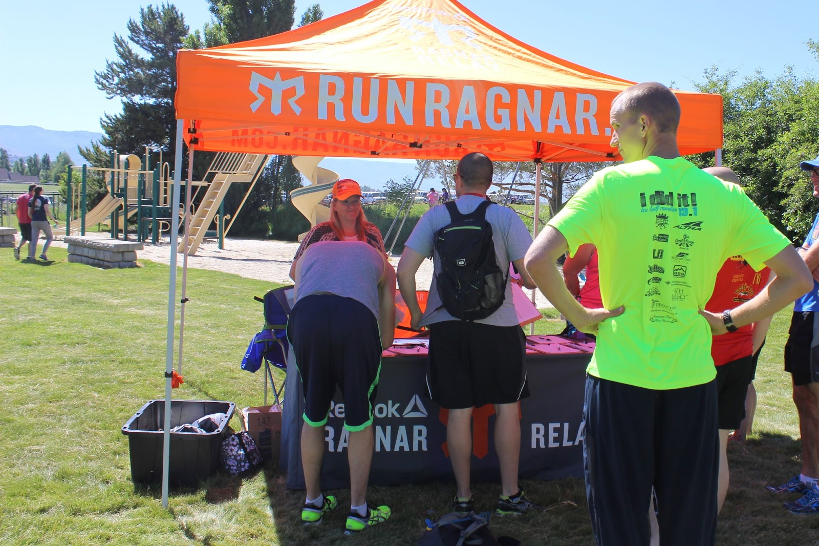 2016 Ragnar Wasatch Back - Signing Waiver