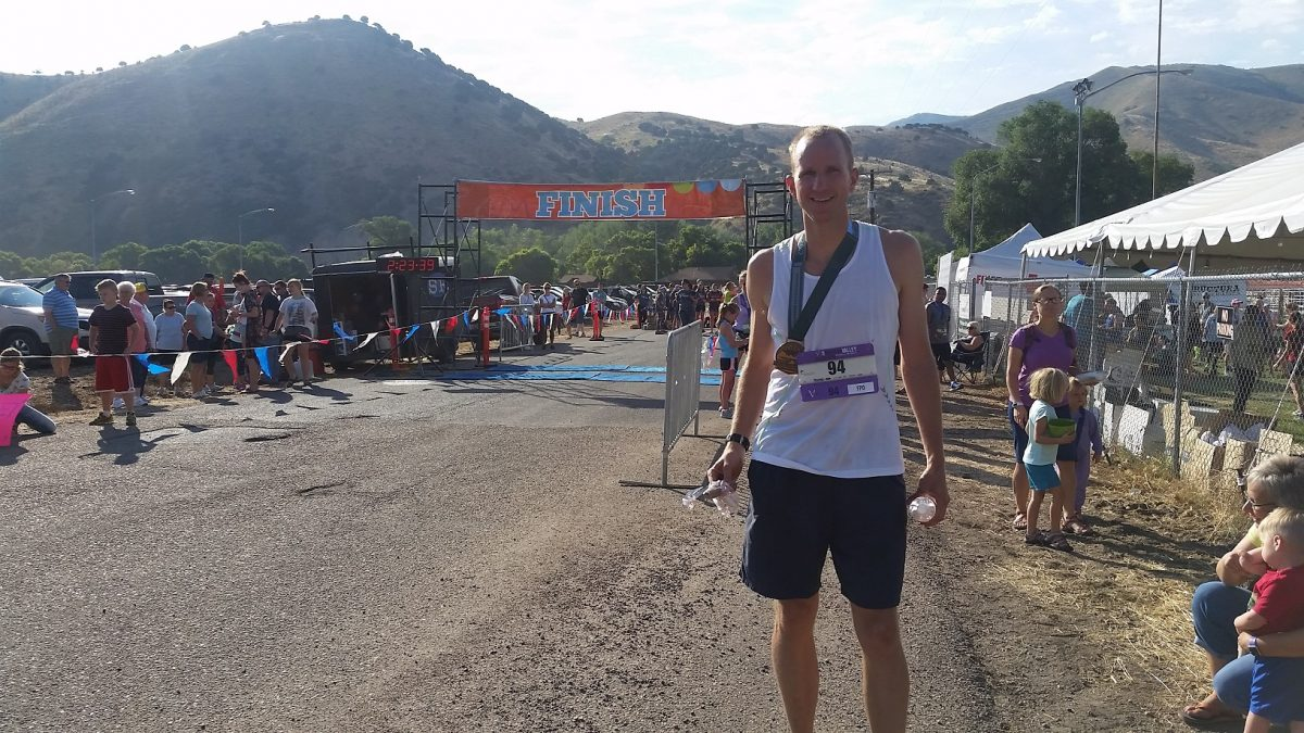 Race Review: Morgan Valley Marathon