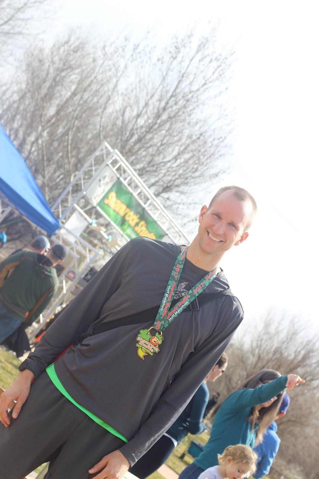 Shamrock Shuffle Half Marathon 2017