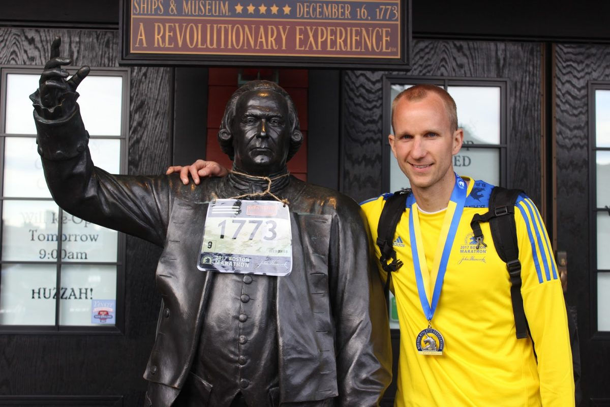 121st Boston Marathon (2017) – Race Report