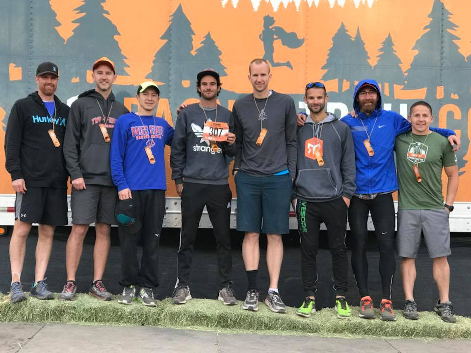 Ragnar Trail Zion UT 2018