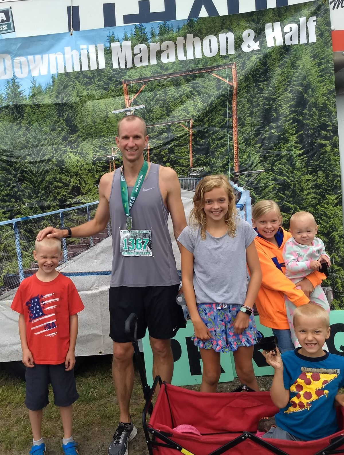 Jack and Jill's Downhill Marathon 2019
